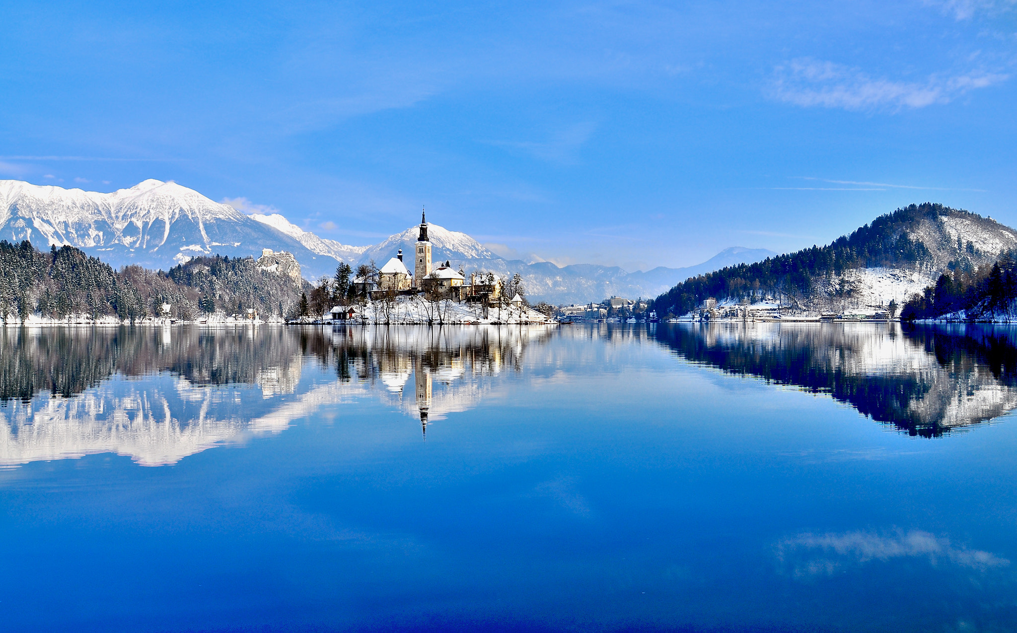 Photograph Bled by Gitta Sladič on 500px