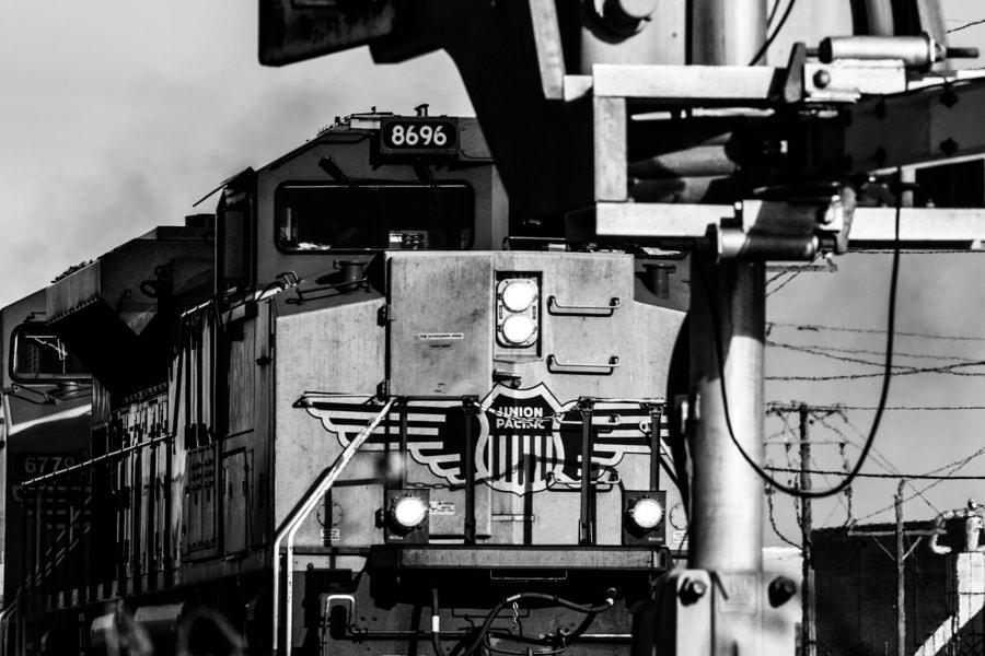 Locomotive by Mark Becwar on 500px.com