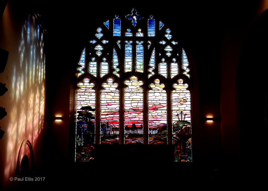 Stained Glass on a Sunny Day by Paul Ellis on 500px.com