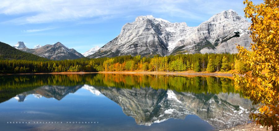 BANFF by S N E H I T  on 500px.com