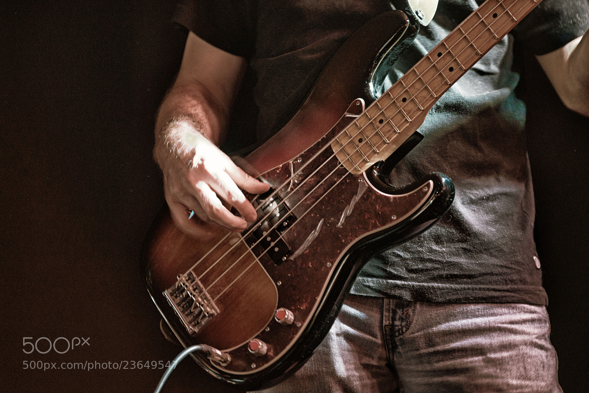 Photograph Bluesman by Martin Cauchon on 500px