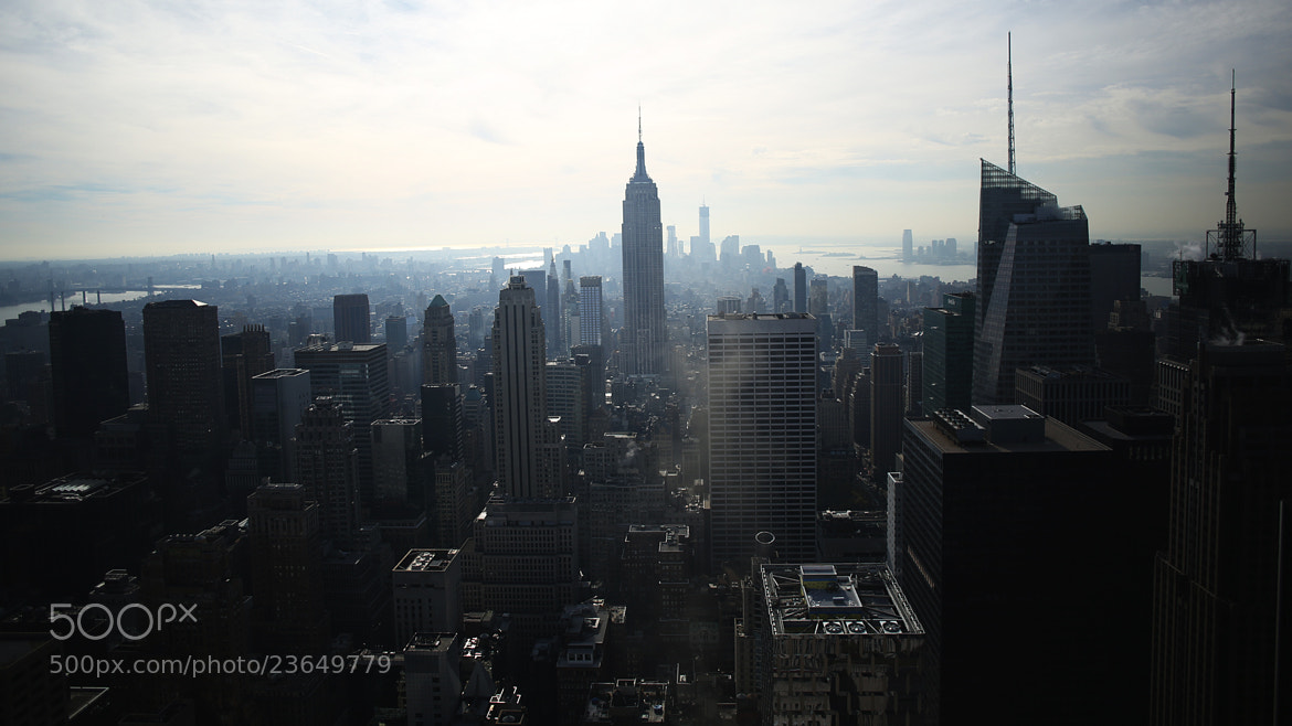 Photograph Manhattan by Günther Gheeraert on 500px