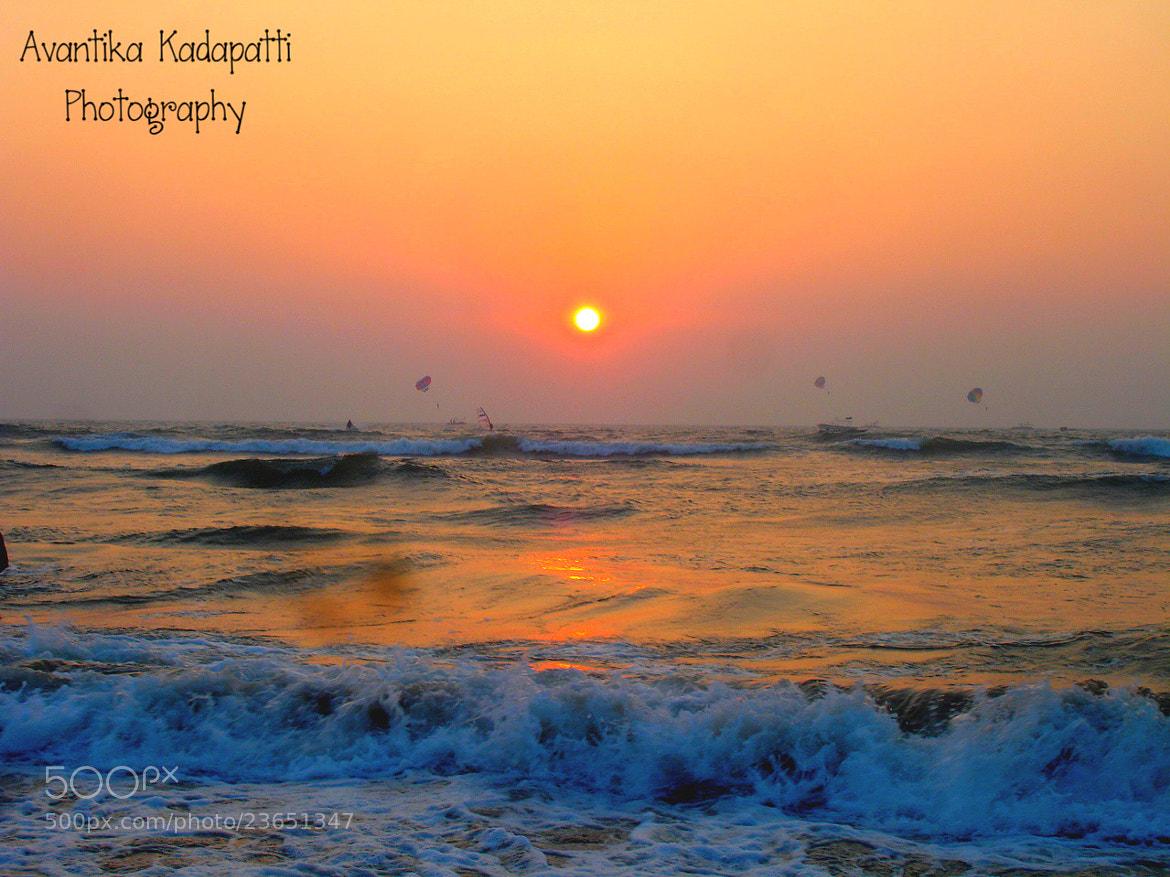 Photograph Sunset at Goa. by Avantika Kadapatti on 500px