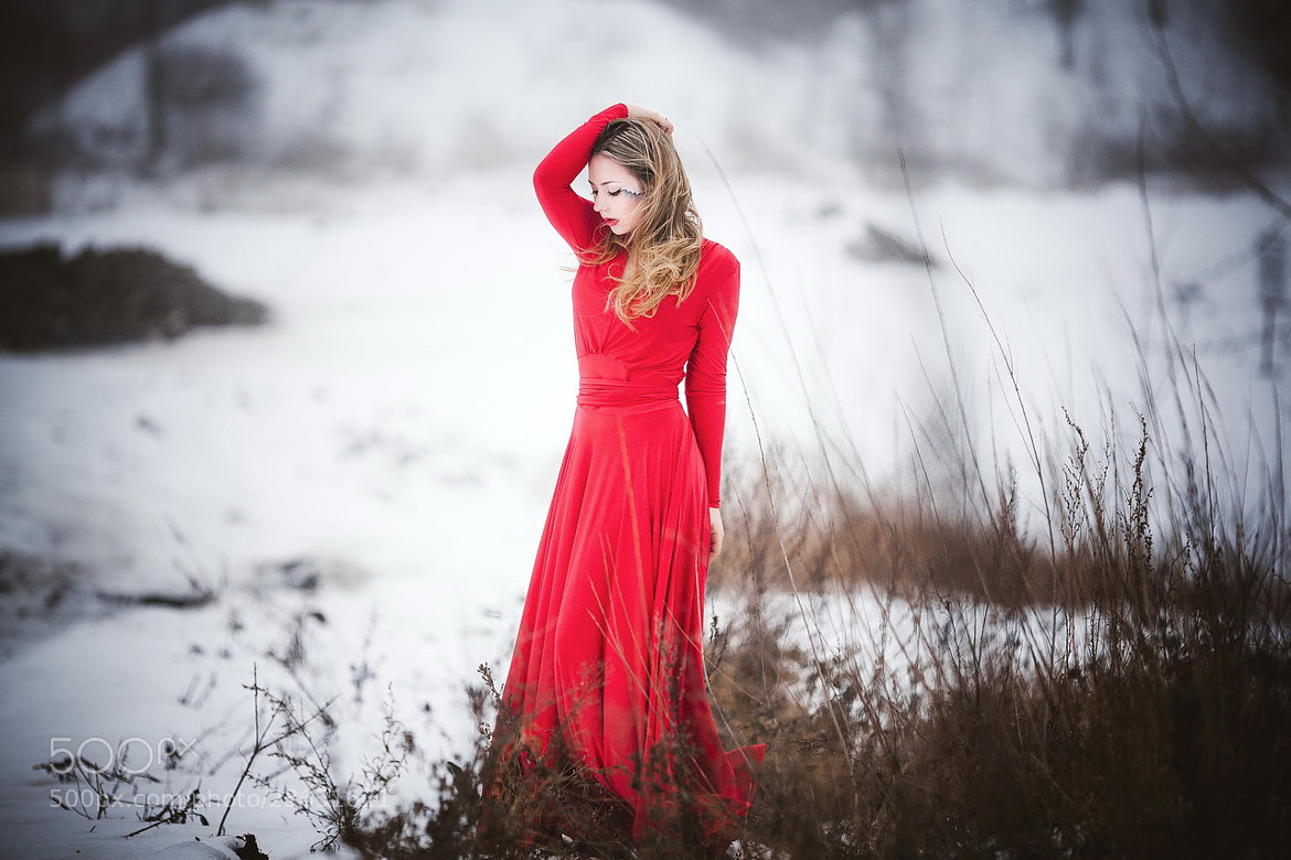 Photograph In red by Dmitriy Korovin on 500px