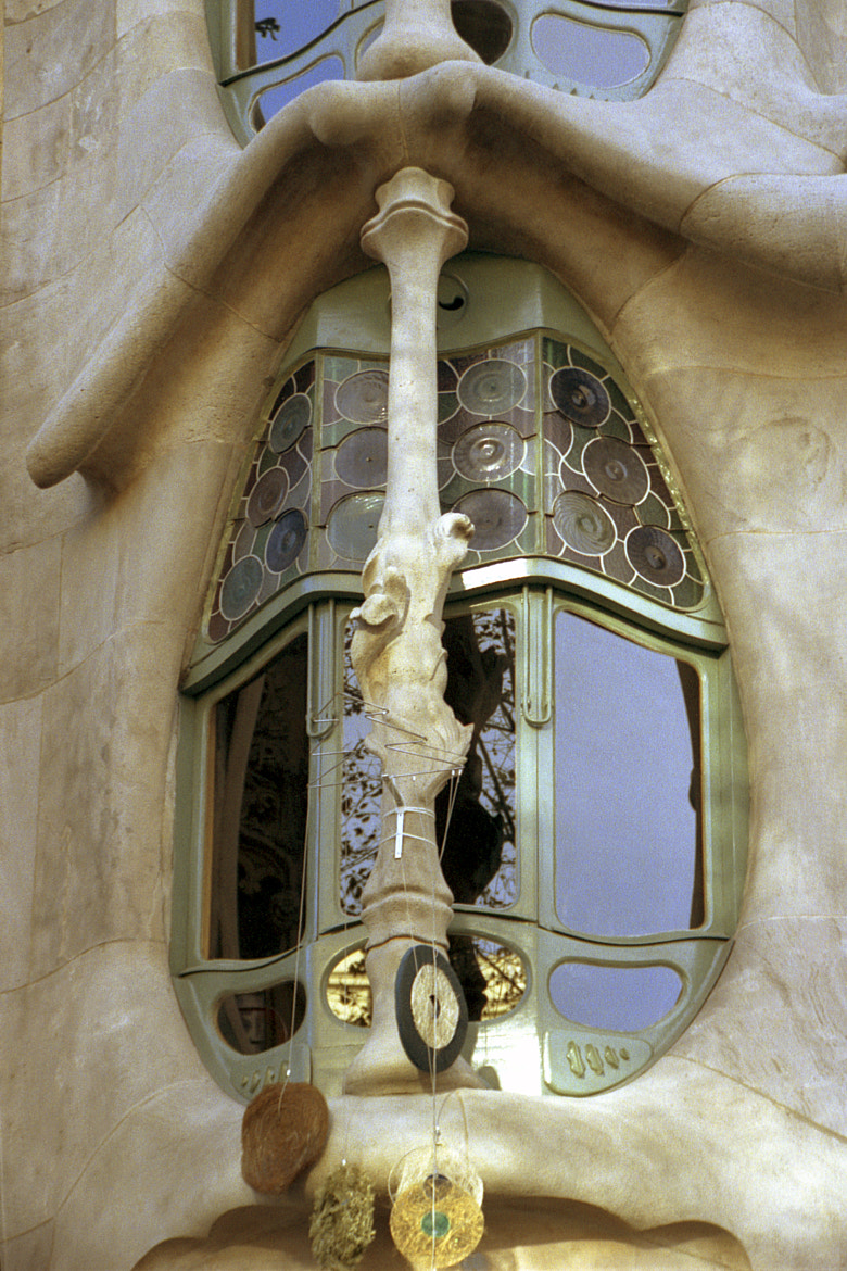 Photograph Gaudi Window by Kerry Beckingsale on 500px