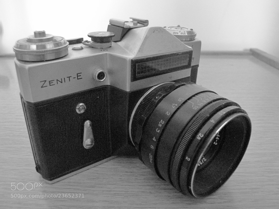 Photograph Zenit - E by Rok Kepa on 500px