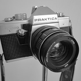 Praktica Super TL 1000 by Rok Kepa (rok_kepa)) on 500px.com