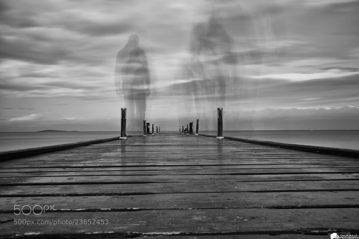 Photograph Ghost by onur bulut on 500px