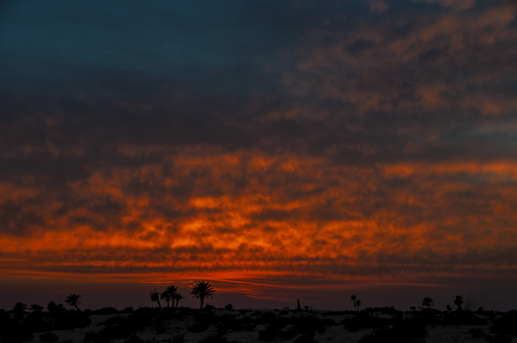 Photograph Sunset in Desert by Anees Alduhim Photography on 500px