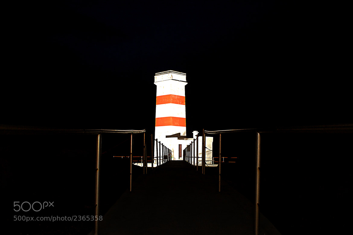 Photograph Retired Lighthouse by Unnar Ólafsson on 500px