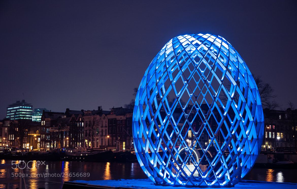 Photograph Amsterdam Egg by teamnullvier on 500px