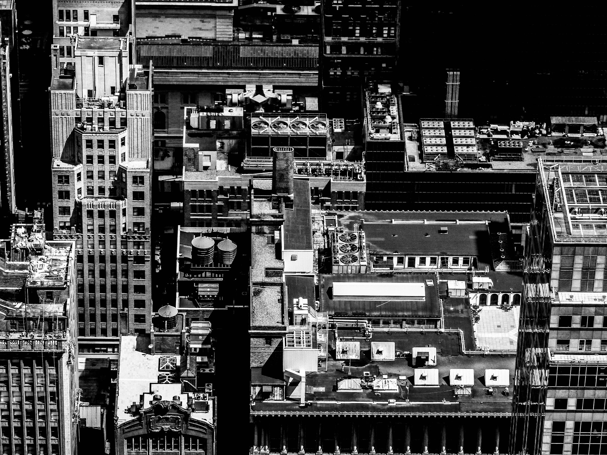 Photograph Black and white architecture by Léa Descamps on 500px
