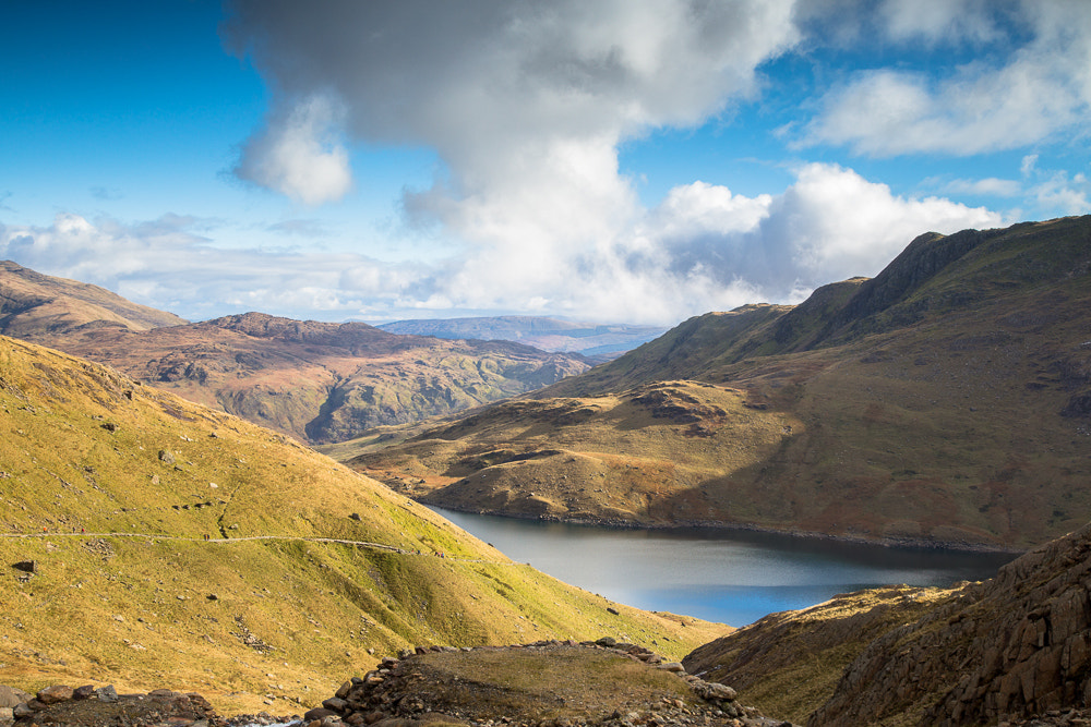 Photograph Somewhere up Snowdon by Anup Matharu on 500px