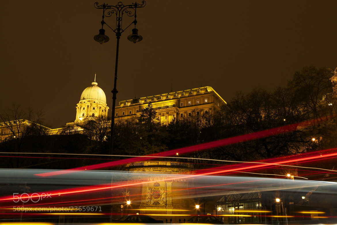 Photograph Budapest Castle by Claudiu Bichescu on 500px