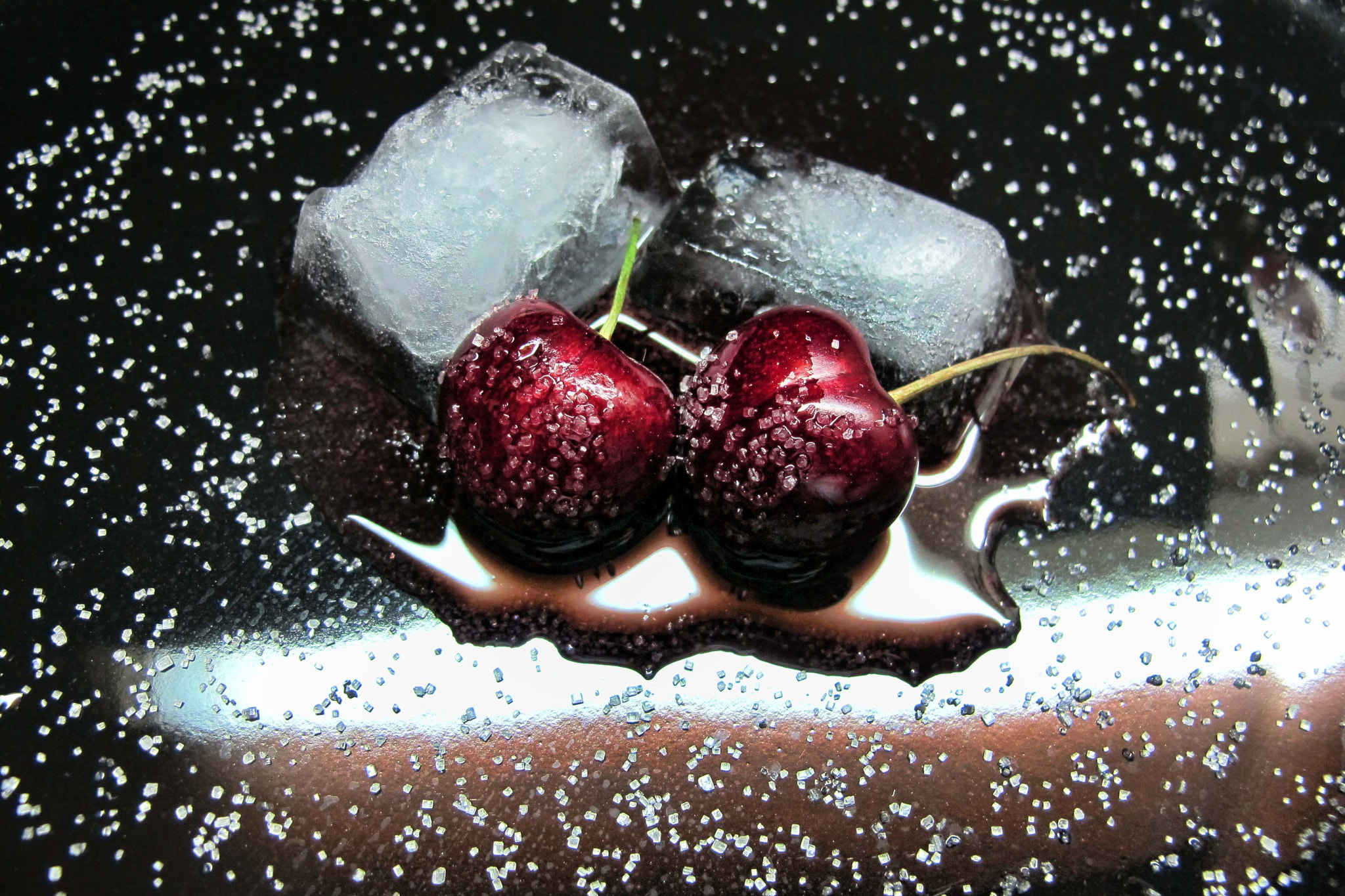 Photograph Cherries and art by Amalia Lampri on 500px
