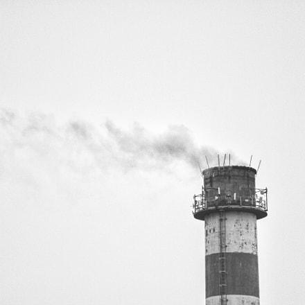 BnW chimney