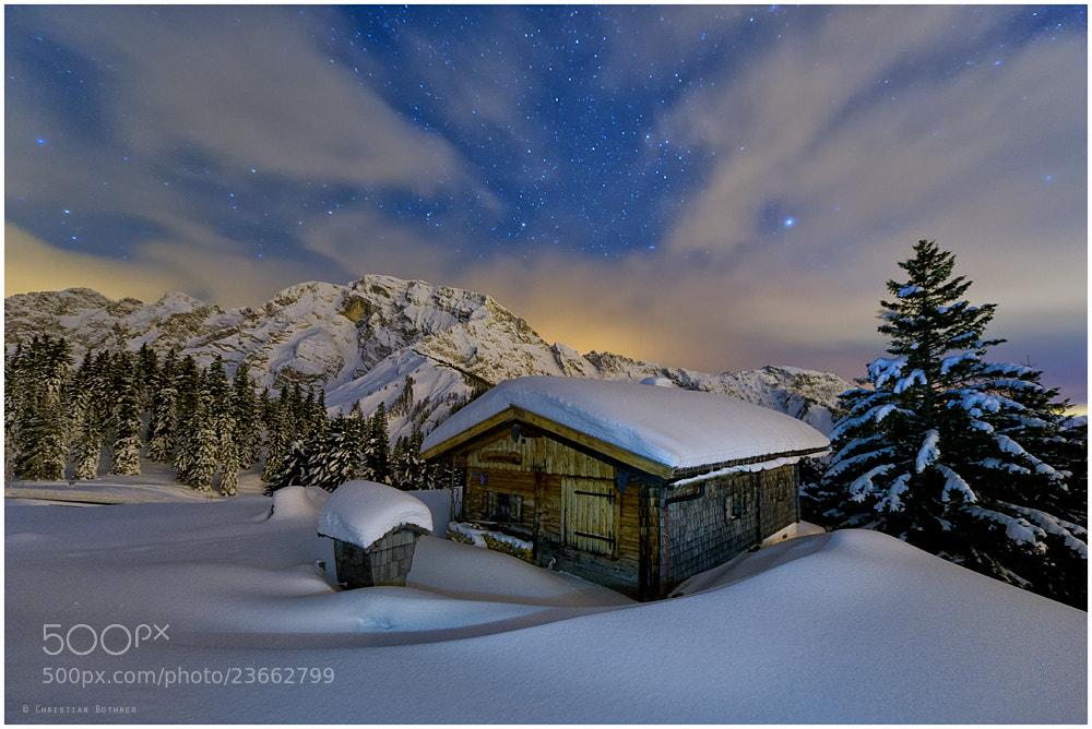 Photograph Berchtesgadener Land by Christian Bothner on 500px