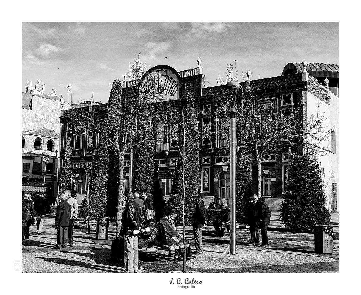 Photograph Lunes, puesta en escena al Sol by Juan Carlos Calero on 500px