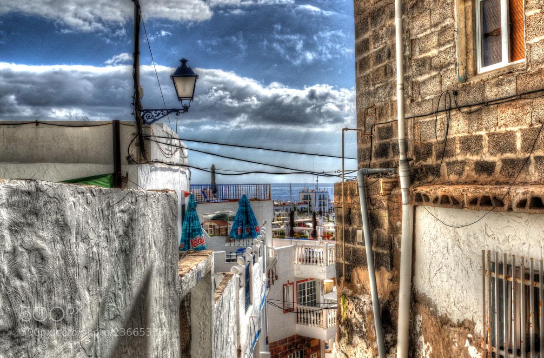 Photograph Puerto de Mogàn by Phil Wornath on 500px