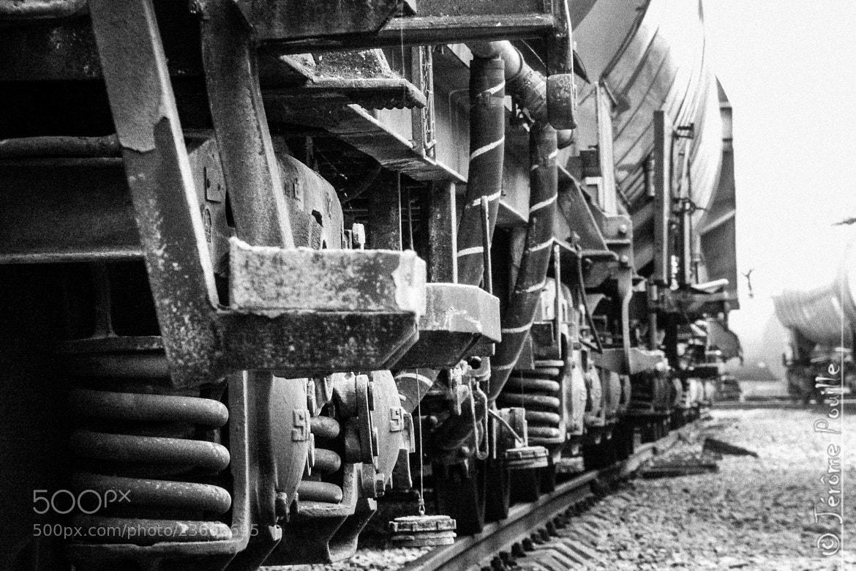 Photograph train train... by Jérôme Pouille on 500px