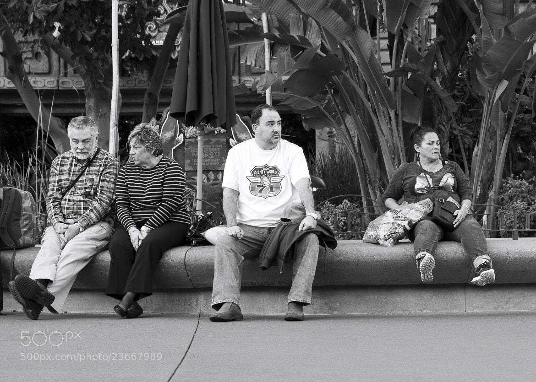 Photograph Waiting by Joe Randeen on 500px