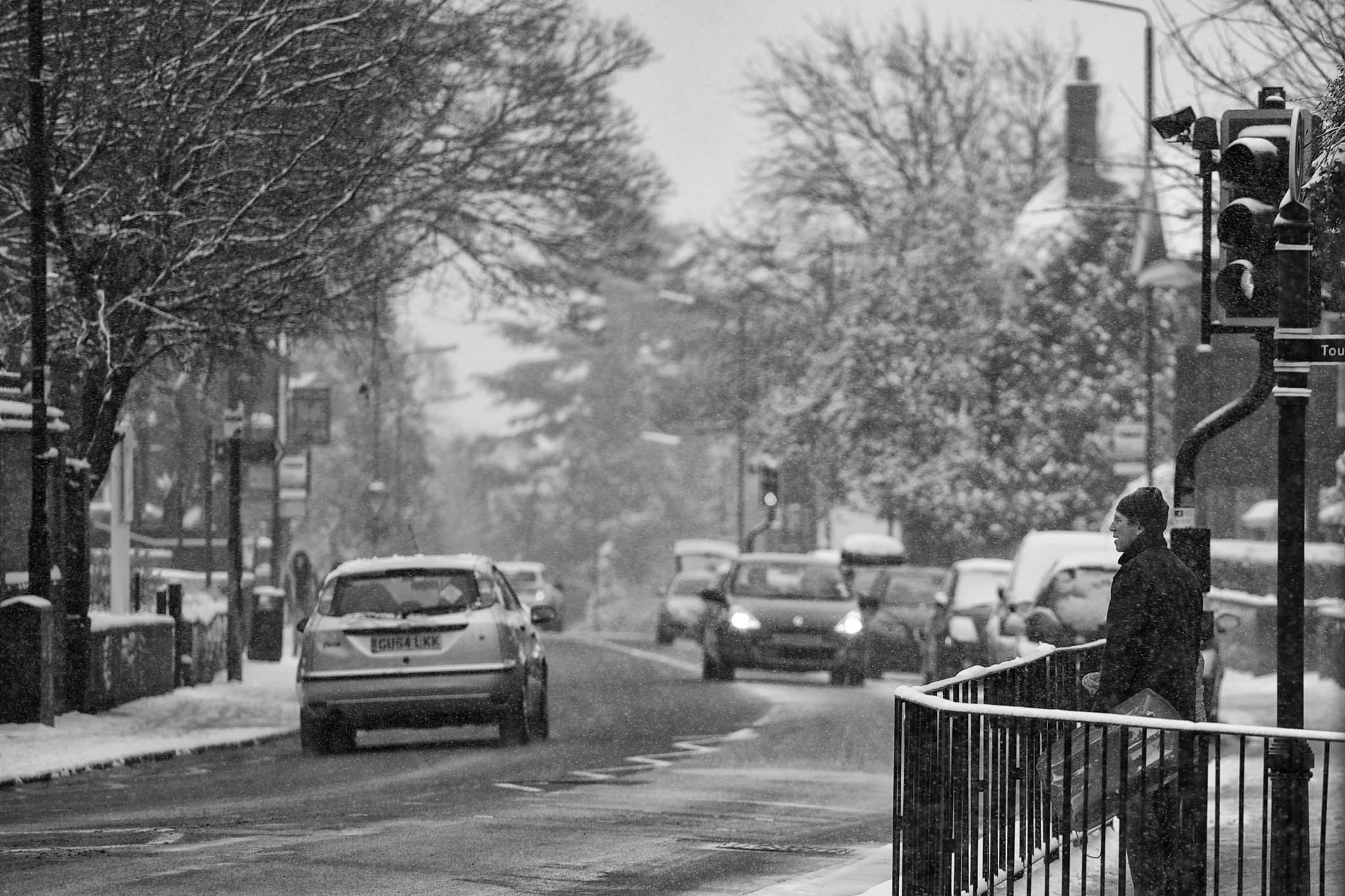 Photograph St. Albans Snow by David Thurston on 500px
