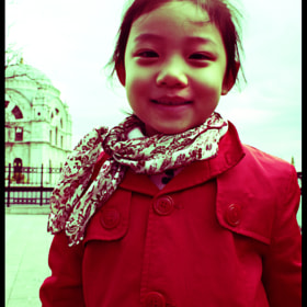 Little Chinese girl  by Seren Özgür (serenozgur)) on 500px.com