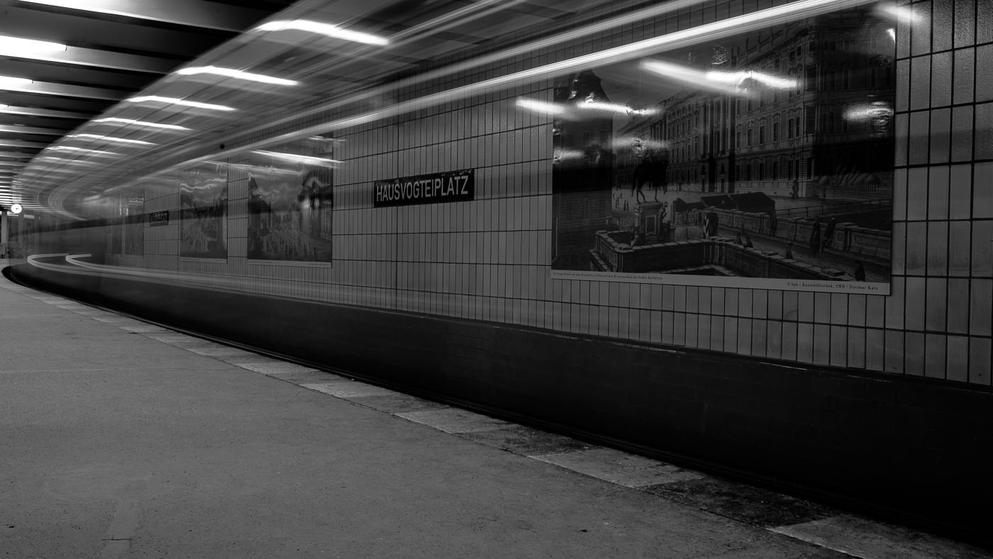 Photograph Ghost Train by ISO_500  on 500px