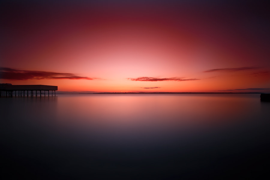 Photograph 30 Seconds of Red by Gustavo Orensztajn on 500px
