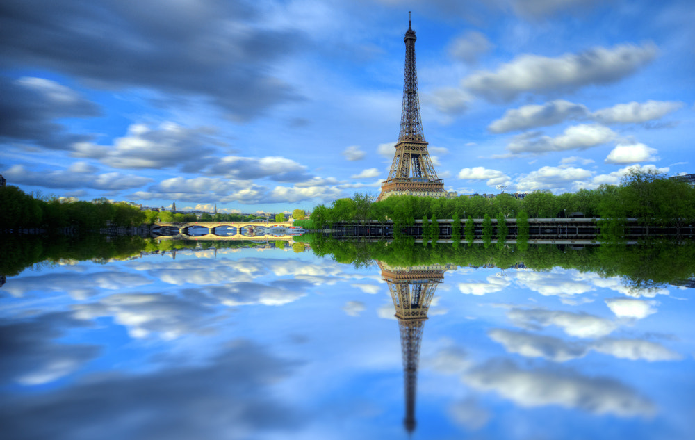 Photograph Eiffel Tower by AO Photo on 500px
