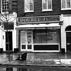 Double J's Sandwich Bar, Charlotte Street.