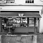 A sweet shop in London.