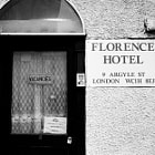 Florence Hotel, Argyle Street, London.