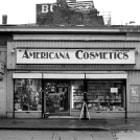 Americana Cosmetics, King's Cross, London.