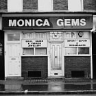 Monica Gems, Berwick Street, London.