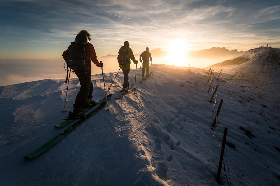 Many steps make mountains by Sandi Bertoncelj on 500px.com