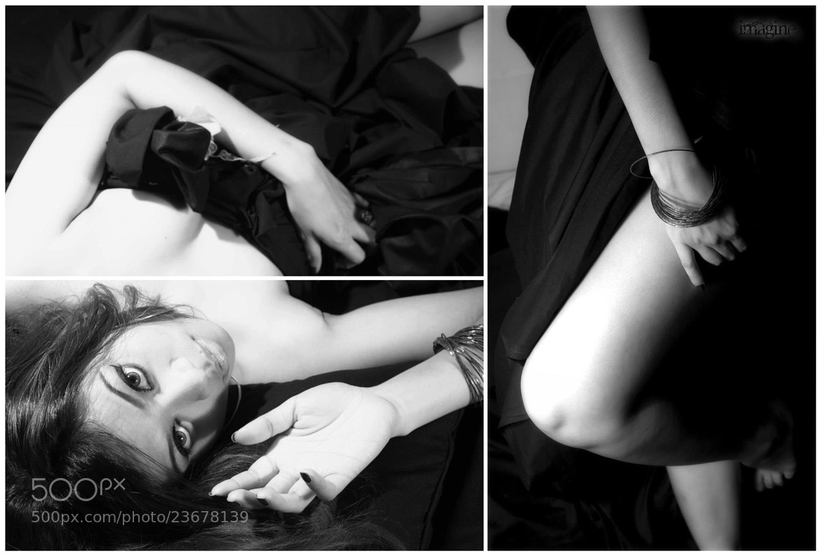 Photograph in black by riescha andhini on 500px