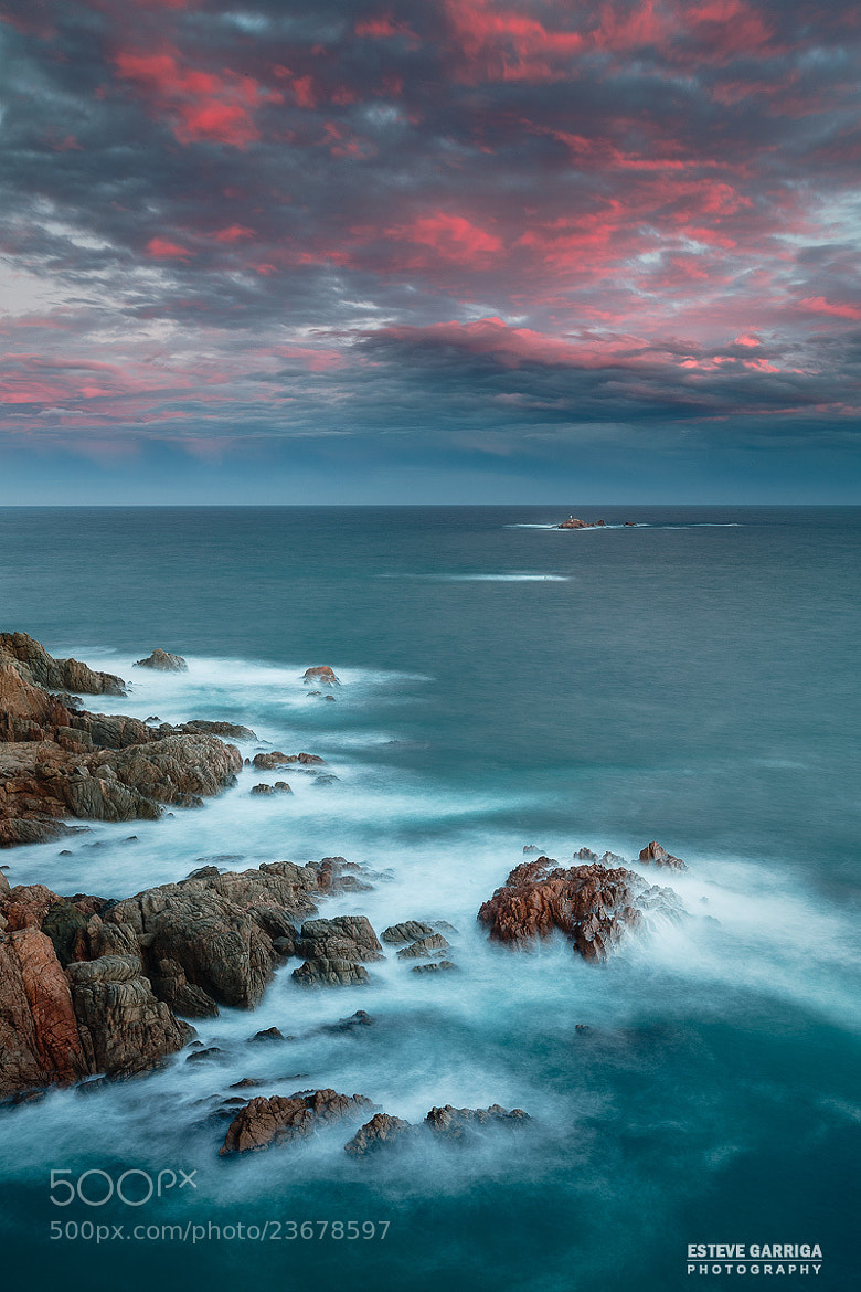 Photograph The force of the sea by Esteve Garriga on 500px