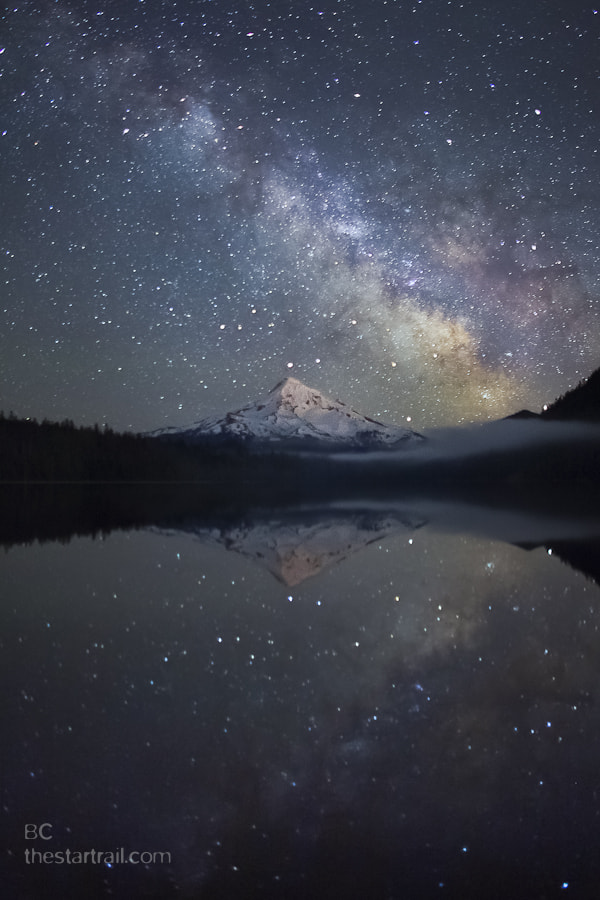 This is my favourite shot of 2010 and my most emotionally moving night under the stars this year. 
