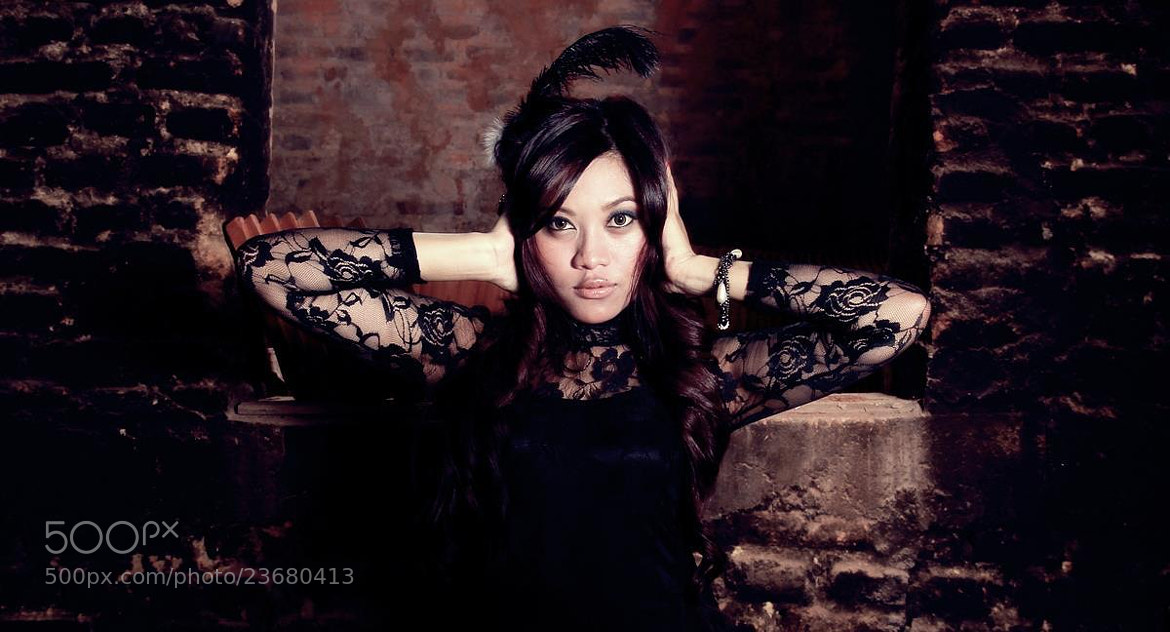 Photograph gothic by riescha andhini on 500px