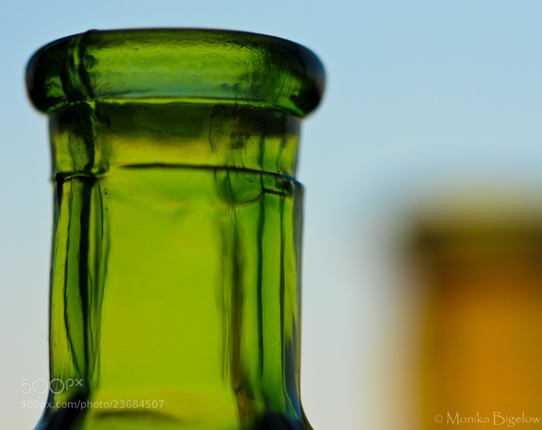 Photograph 53/365  Bottle by Monika Bigelow on 500px