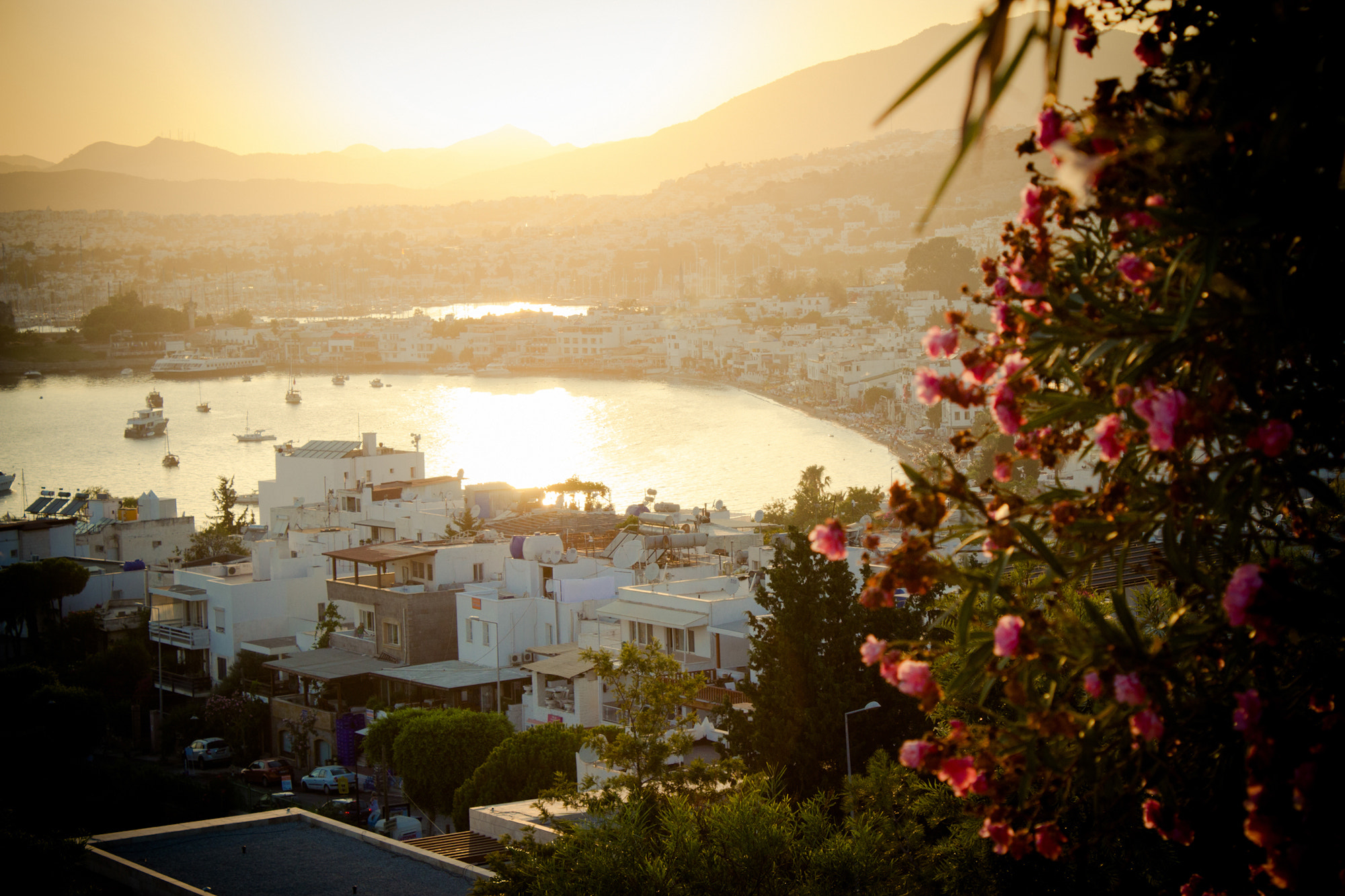Photograph Sunset in Bodrum Pt. 2 by Melanie Geroche on 500px