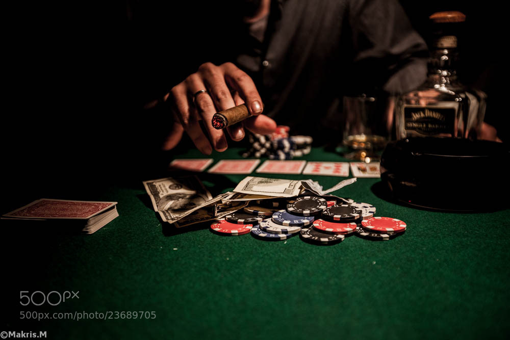 "Photograph ""Gamblers"" #4 ""confidence"" by Exposure Freak  on 500px"