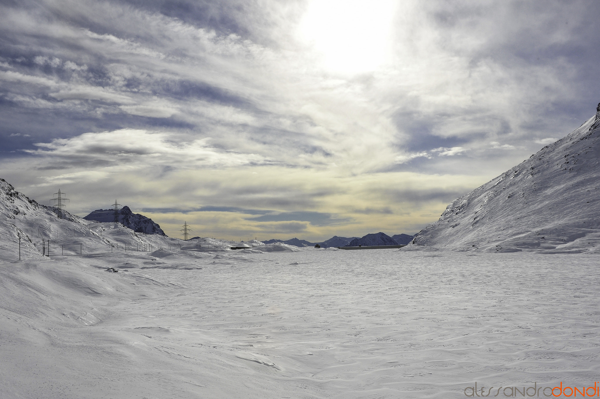 Photograph Magic snow by alessandro dondi on 500px