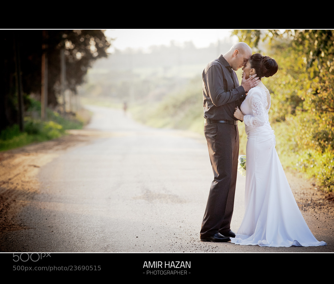 Photograph Wedding outdoor photo shoots by Amir Hazan on 500px