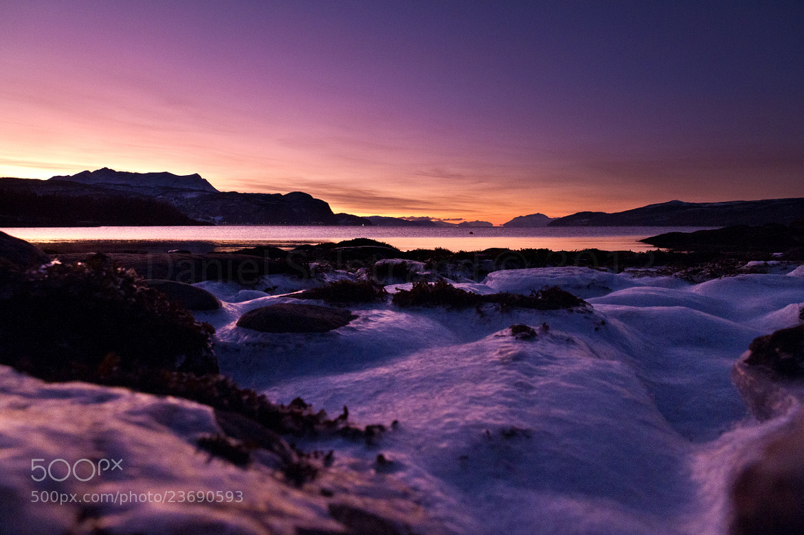 Photograph The beauty of winter - Northern Norway by Daniel Solstrand on 500px