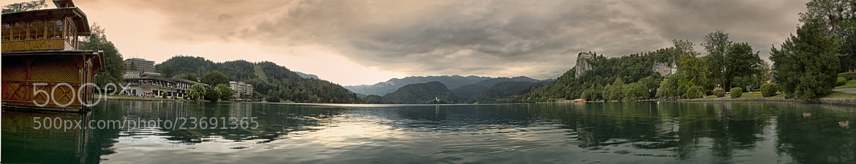 Photograph panorama Bleda No.2 by Bor Rojnik on 500px