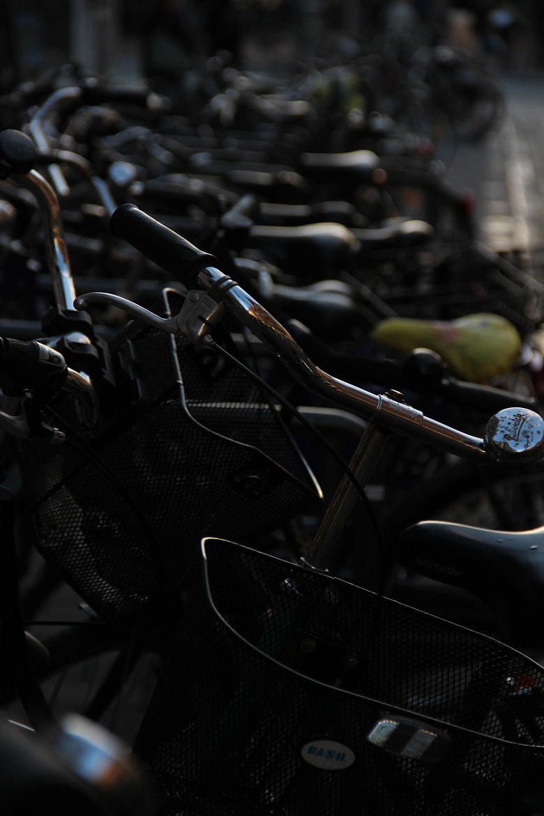 Photograph Some bikes by Karolin Konerding on 500px
