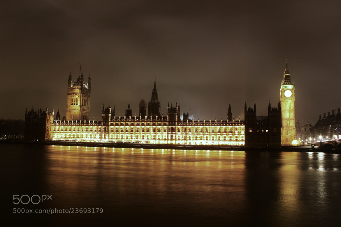 Photograph Westminster by Zuzana Blaskova on 500px