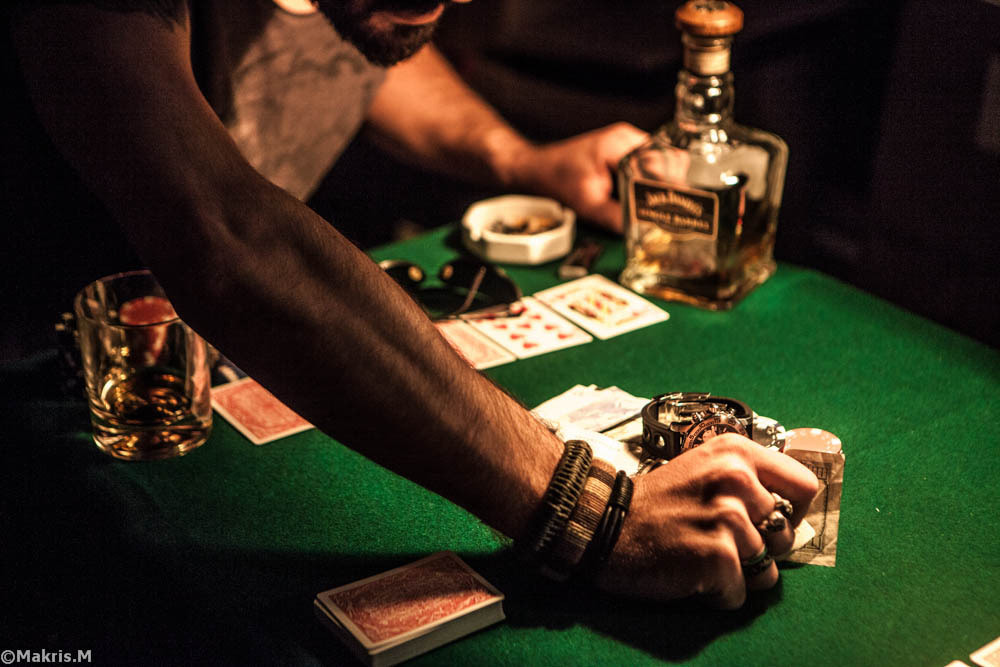 """Photograph """"Gamblers"""" #8 """"Aggressive"""" by Reservoir Dog  on 500px"""